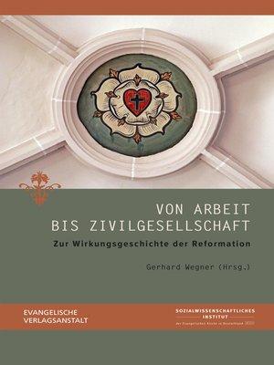 cover image of Von Arbeit bis Zivilgesellschaft
