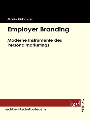 cover image of Employer Branding