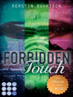 cover image of Forbidden Touch (Alle drei Bände in einer E-Box!)