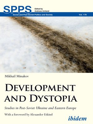 cover image of Development and Dystopia