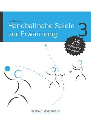 cover image of Handballnahe Spiele zur Erwärmung