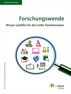 cover image of Forschungswende