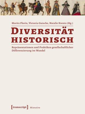 cover image of Diversität historisch