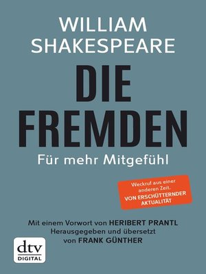 cover image of Die Fremden