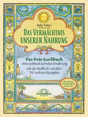 cover image of Das Vermächtnis unserer Nahrung