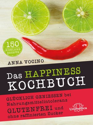 cover image of Das HAPPINESS Kochbuch