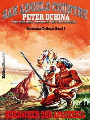 cover image of Herrscher der Apacheria Geronimo-Trilogie Band 1