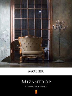 cover image of Mizantrop