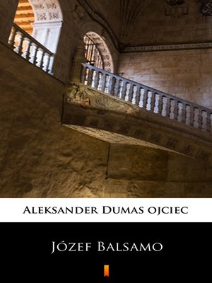 cover image of Józef Balsamo