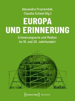 cover image of Europa und Erinnerung
