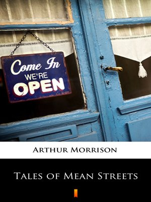 cover image of Tales of Mean Streets