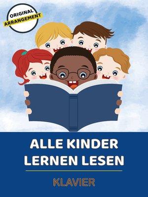 cover image of Alle Kinder lernen lesen