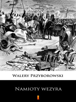 cover image of Namioty wezyra
