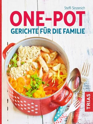 cover image of One-Pot--Gerichte für die Familie