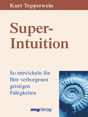 cover image of Super-Intuition