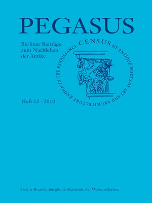 cover image of Pegasus / Pegasus 12