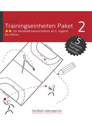 cover image of Trainingseinheiten Paket 2