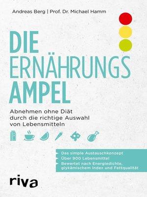 cover image of Die Ernährungsampel