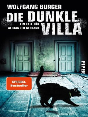 cover image of Die dunkle Villa