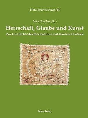 cover image of Herrschaft, Glaube und Kunst