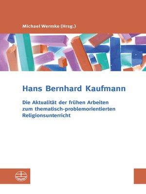 cover image of Die Aktualität der frühen Arbeiten zum thematisch-problemorientierten Religionsunterricht