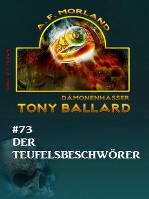 cover image of Tony Ballard #73