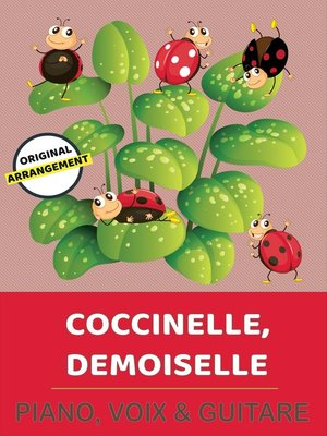 cover image of Coccinelle, Demoiselle