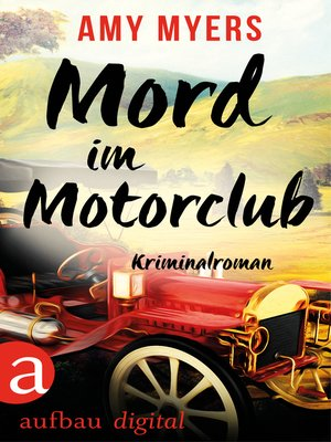 cover image of Mord im Motorclub