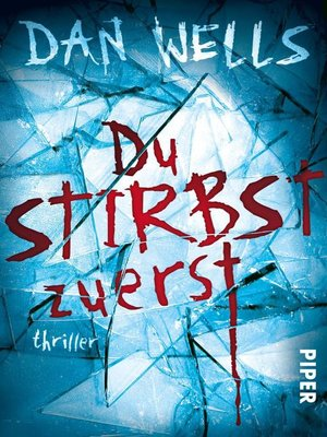 cover image of Du stirbst zuerst