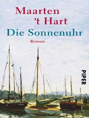 cover image of Die Sonnenuhr