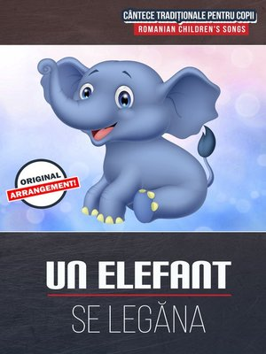 cover image of Un Elefant Se Legăna