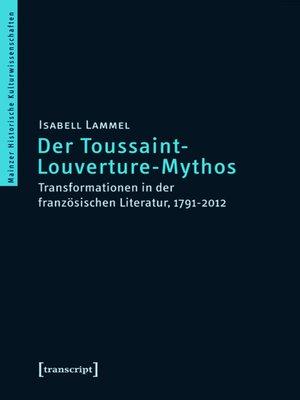 cover image of Der Toussaint-Louverture-Mythos