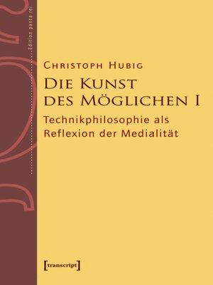 cover image of Die Kunst des Möglichen I