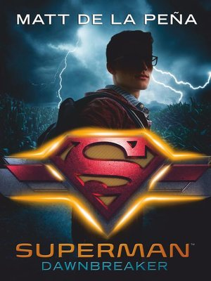 cover image of Superman – Dawnbreaker