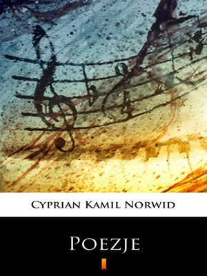 cover image of Poezje