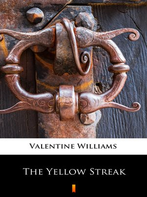 cover image of The Yellow Streak