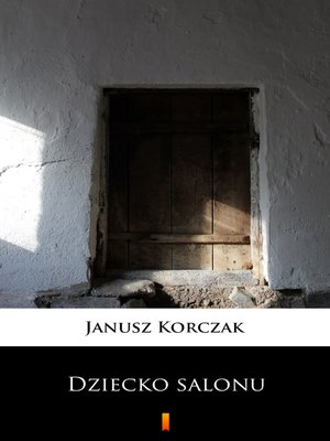 cover image of Dziecko salonu