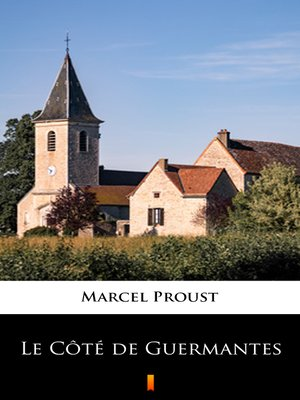 cover image of Le Côté de Guermantes