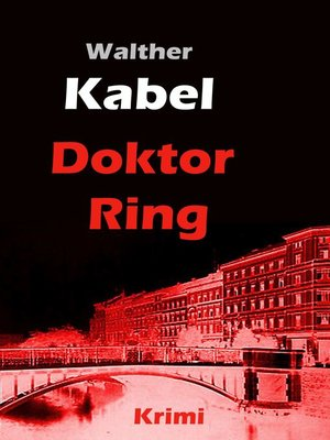 cover image of Doktor Ring