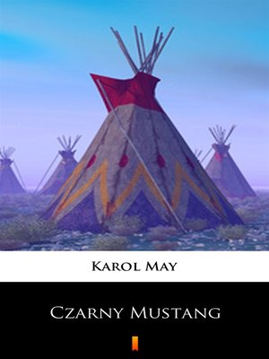 cover image of Czarny Mustang