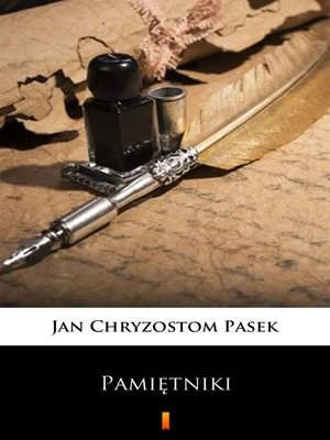 cover image of Pamiętniki