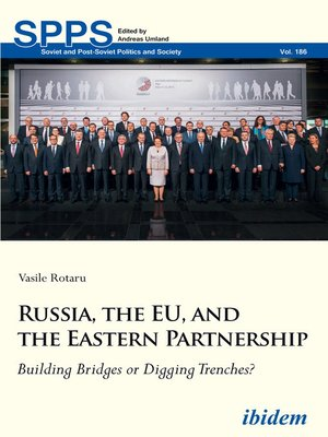 cover image of Russia, the EU, and the Eastern Partnership