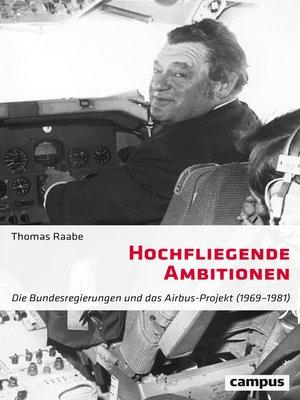 cover image of Hochfliegende Ambitionen