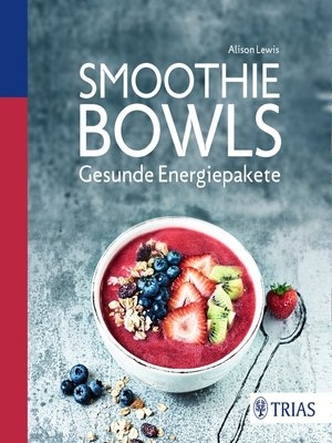 cover image of Smoothie Bowls