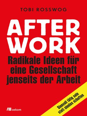 cover image of After Work