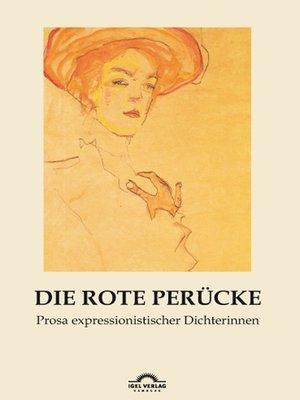 cover image of Die rote Perücke