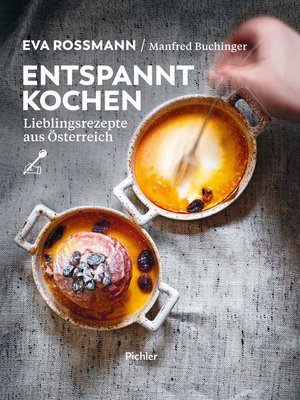 cover image of Entspannt kochen