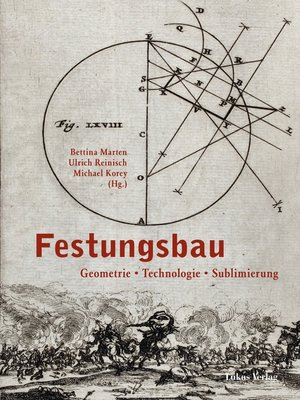 cover image of Festungsbau