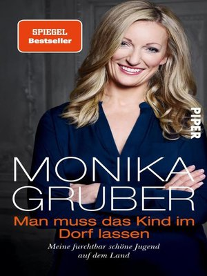 cover image of Man muss das Kind im Dorf lassen