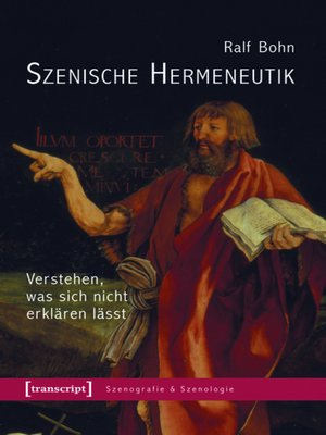 cover image of Szenische Hermeneutik